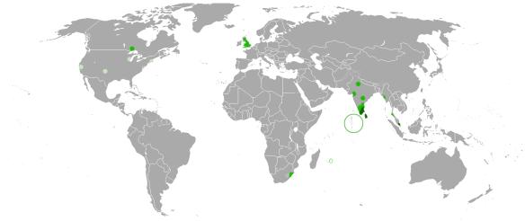 TamilPopulation-World