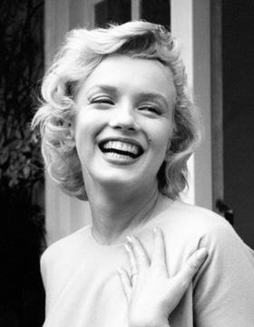 Marilyn-Monroe-Frisur