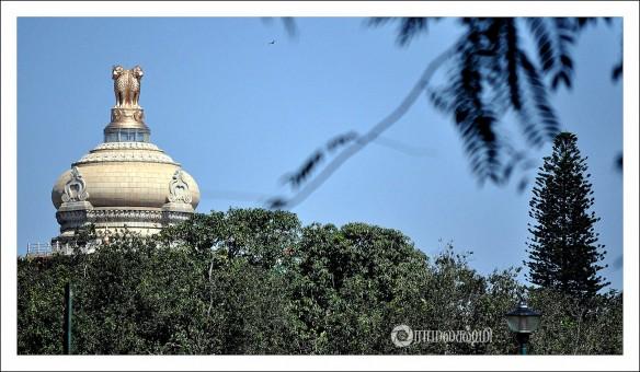 Bangalore - vidhan soudha
