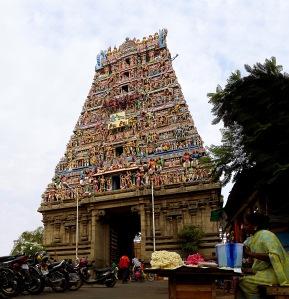 Mylapore_Kapaleeshwarar_temple_facade