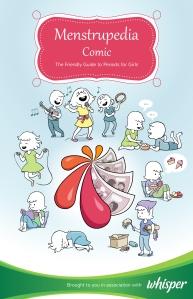 Menstrupedia comic book_cover
