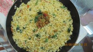 Avocado Fried Rice