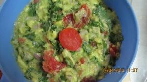 Avocado Salad 1