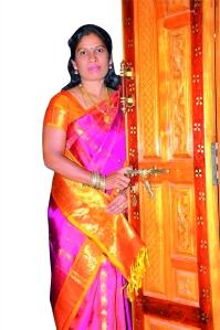 ஷர்மிளா ராஜசேகர்