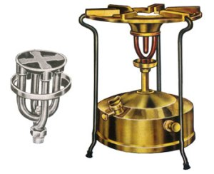 pump stove