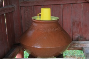 water-pot
